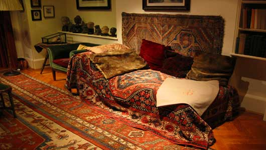 freud's couch