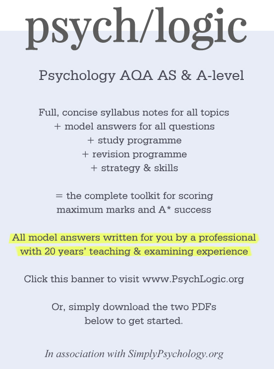 A-level Research Methods | Simply Psychology