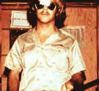 zimbardo prison experiment picture of a guard