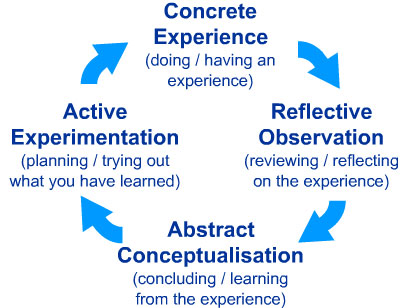 essay on kolbs learning styles
